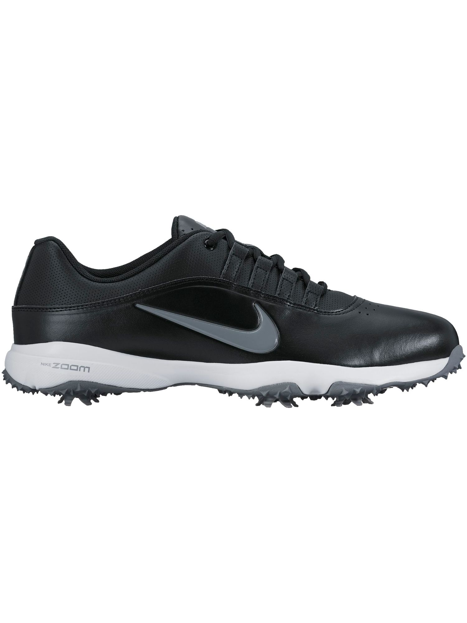 Nike Air Zoom Rival 5 Golf Shoes Black & Grey