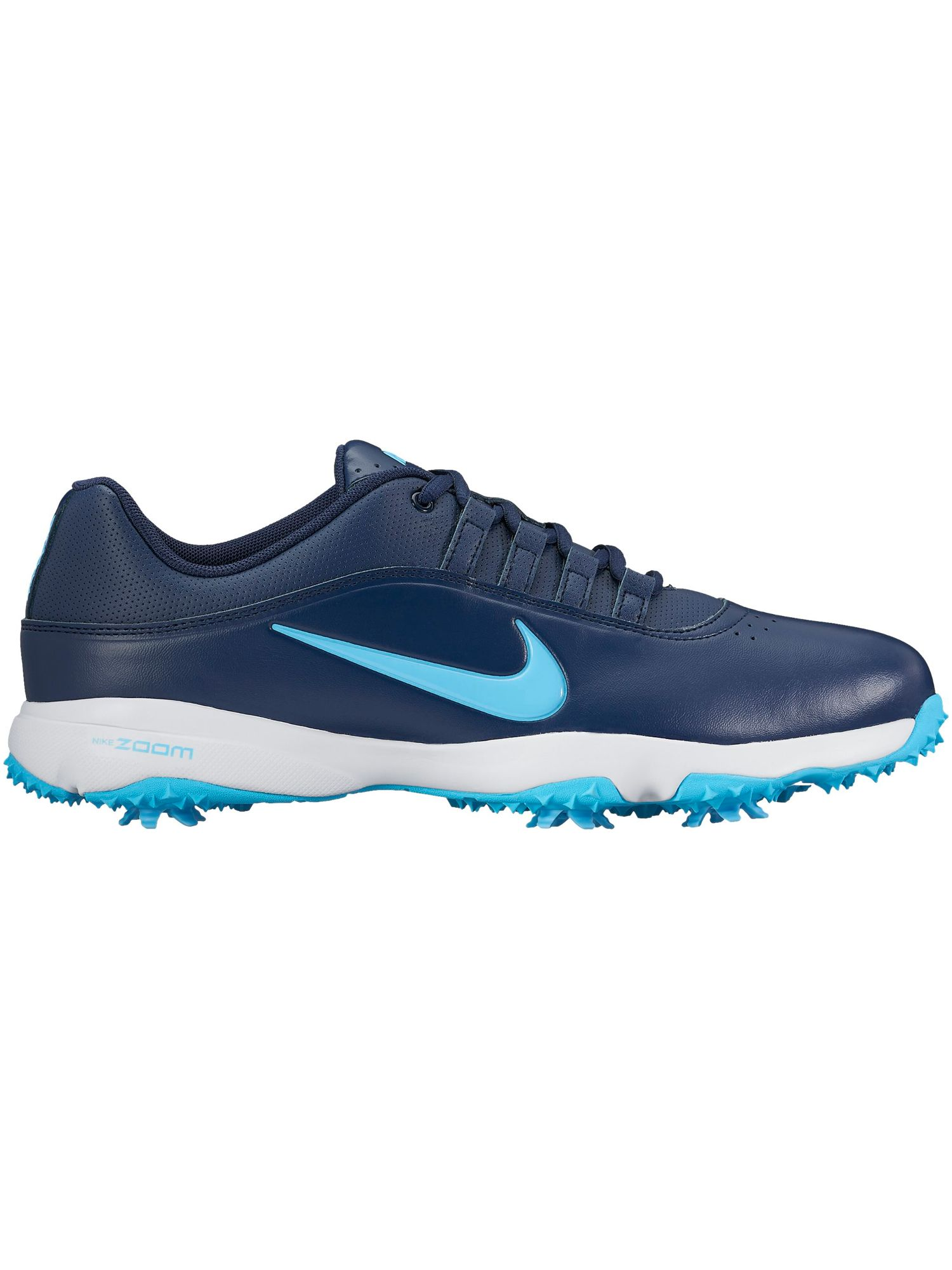 Nike Air Zoom Rival 5 Golf Shoes Navy & White