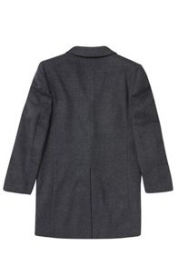 3 quarter length overcoat