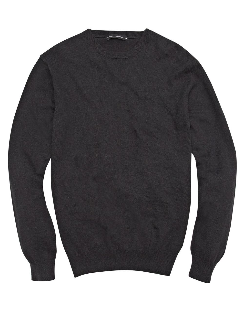 Perfect cotton cashmere crew neck jumper