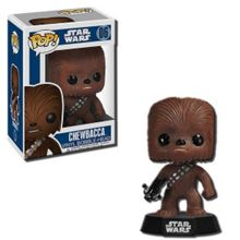 Star Wars Chewbacca Vinyl Pop Bobble Head Figure
