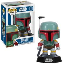 Star Wars Bobba Fett Vinyl Bobble Head Pop