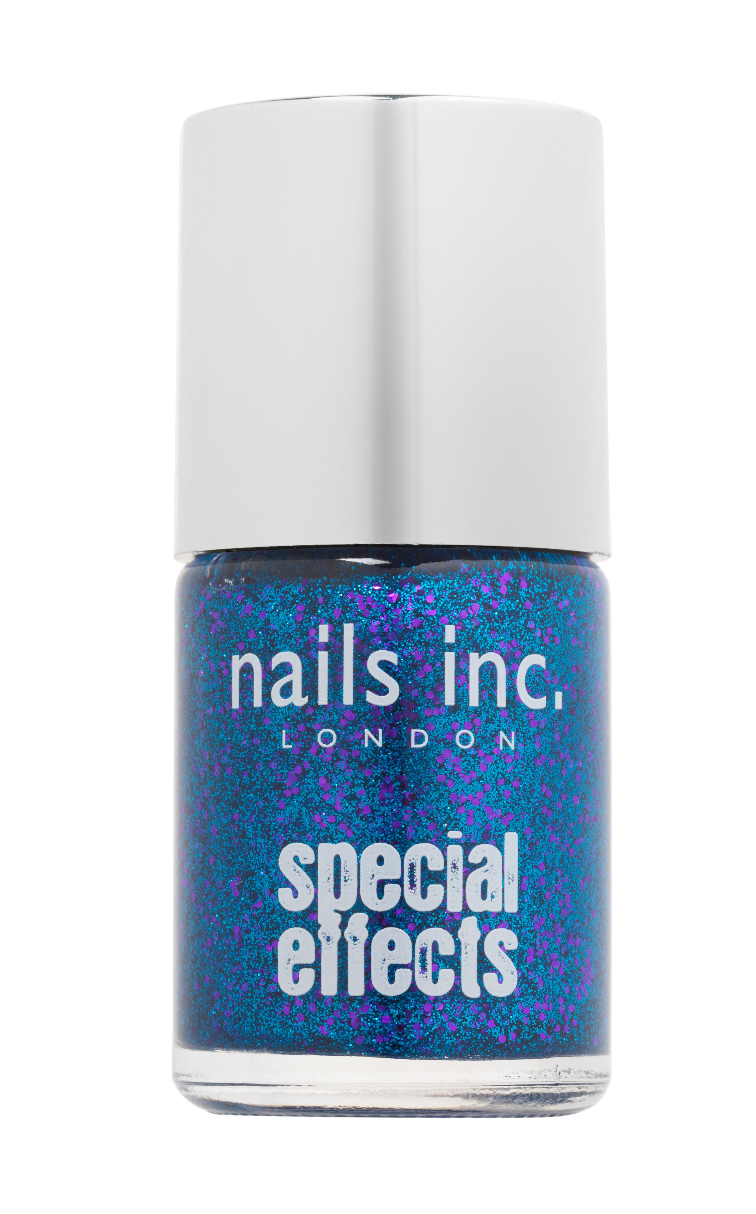 Connaught Square 3D Glitter Polish