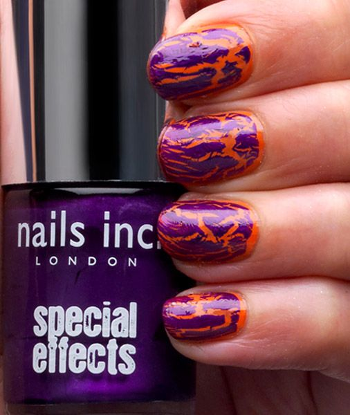 Hoxton Crackle Top Coat