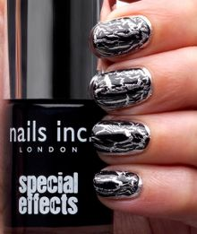 Camden Crackle Top Coat