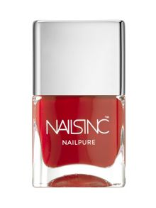 Nails Inc Nail Pure 6 free Tate Nail polish