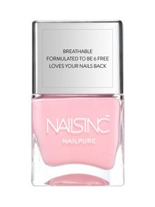 Nails Inc Nail Pure 6 free Mayfair Mansion Mews