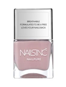 Nails Inc Nail Pure 6 free Bond Street Passage