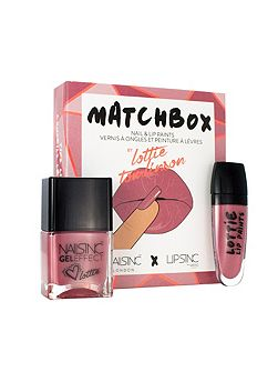 Matchbox Babes/Mint Nail & Lip
