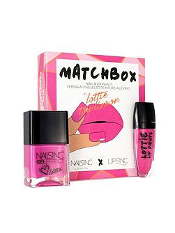 Matchbox Out Out/Buzzin Nail & Lip