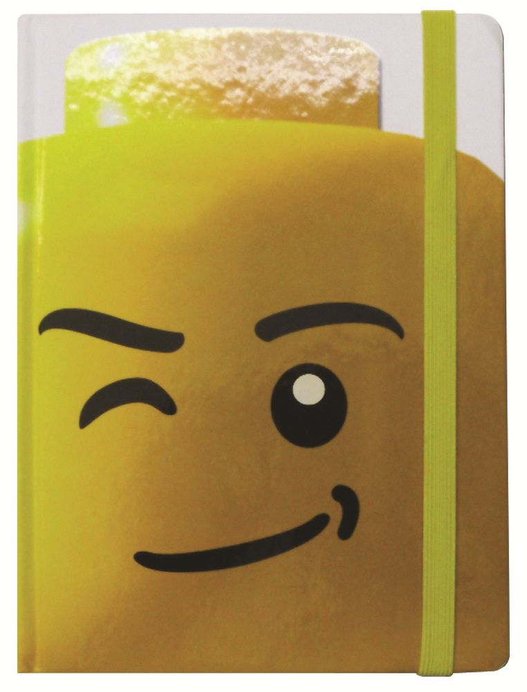 Lego Journal Classic Face