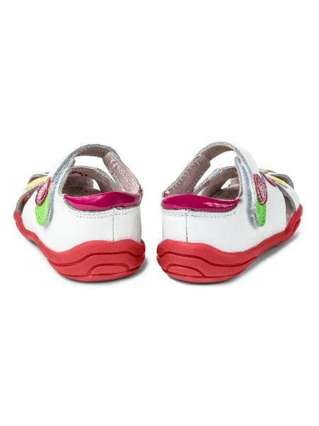 pediped Infant girls daisy first shoe