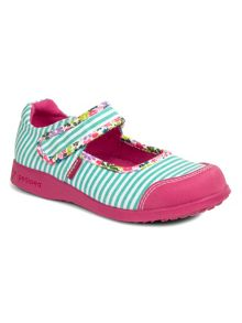 Girls bree canvas shoe