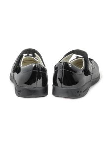 Girls isabella school shoe