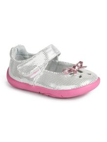 pediped Infant girls olivia first shoe