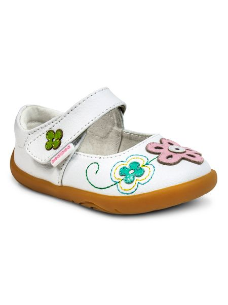 pediped Infant girls lorraine first shoe