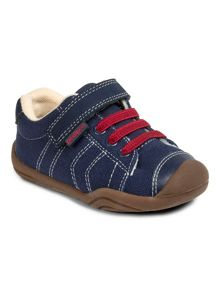 Infant boys jake first shoe