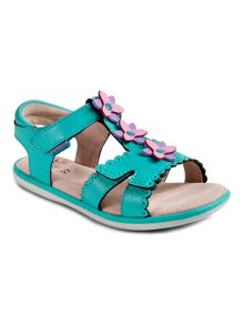 Girls sidra flower sandal