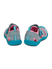 pediped Girls sahara adventure sandal