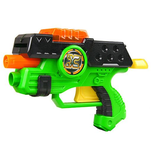 X Shot Dual Dart and Disc Blaster