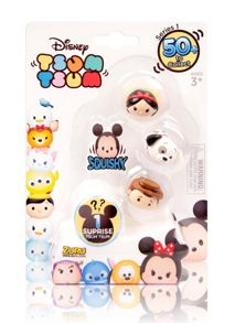 Disney Tsum Tsum Stackable Figure 4 Pack
