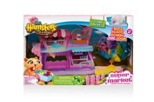 Hamsters in a House Supermarket Playset
