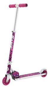 Wild Style Kick Scooter, Pink