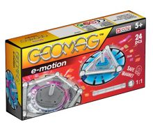 Geomag E-Motion Power Spin Set 24 Pieces