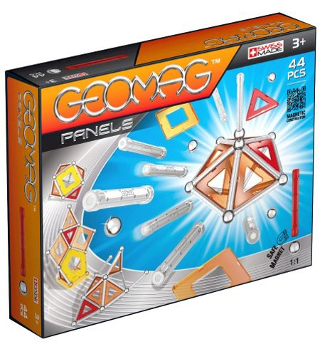 Geomag Panels Magnetic Set - 44 Pieces