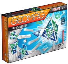 Geomag Panels Magnetic Set - 68 Pieces
