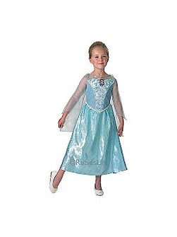 Elsa`s musical light up costume age 7-8