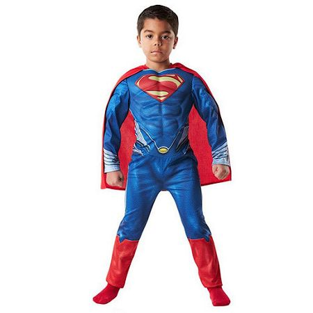 Something Special Man of steel muscle chest fancy dress
