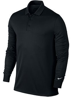 Victory Long Sleeve Polo