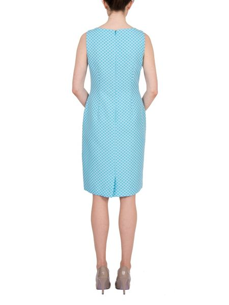 Tahari ASL Sleeveless Dress