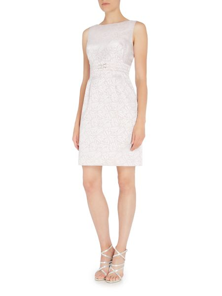 Tahari ASL Sleeveless Tulip Dress