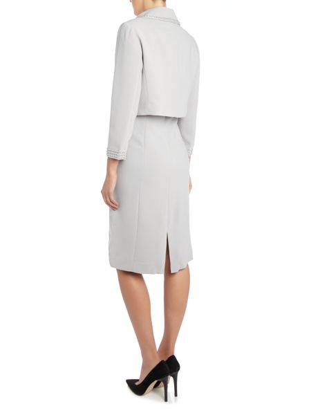 Tahari ASL Dress and Jacket Co-ordinate