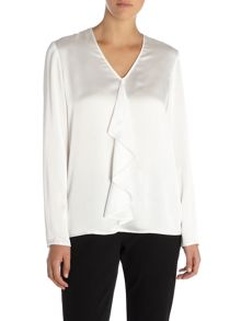 Tahari ASL Long-Sleeved Shirt