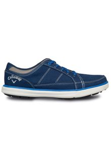 Del Mar Sport Canvas Golf Shoes