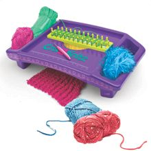 Cra Z Art Ultimate designer knitting station