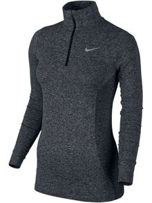 Nike Golf Dri-Fit Knit Half-Zip Golf Top