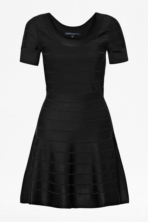 Spotlight chopin 3/4 sleeve dress