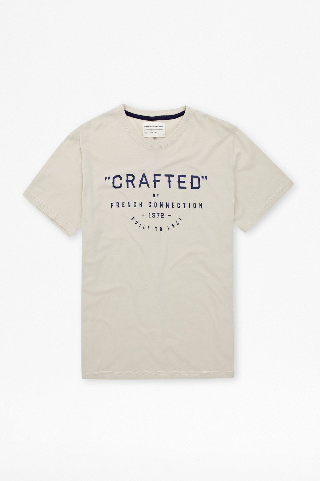 Crafted t shirt