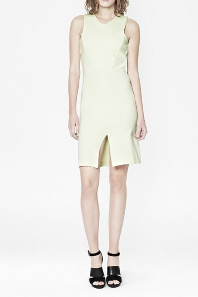 French Connection Stephanie cut out dress