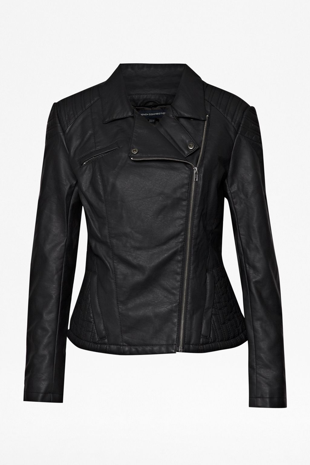 Roller girl long sleeve biker jacket