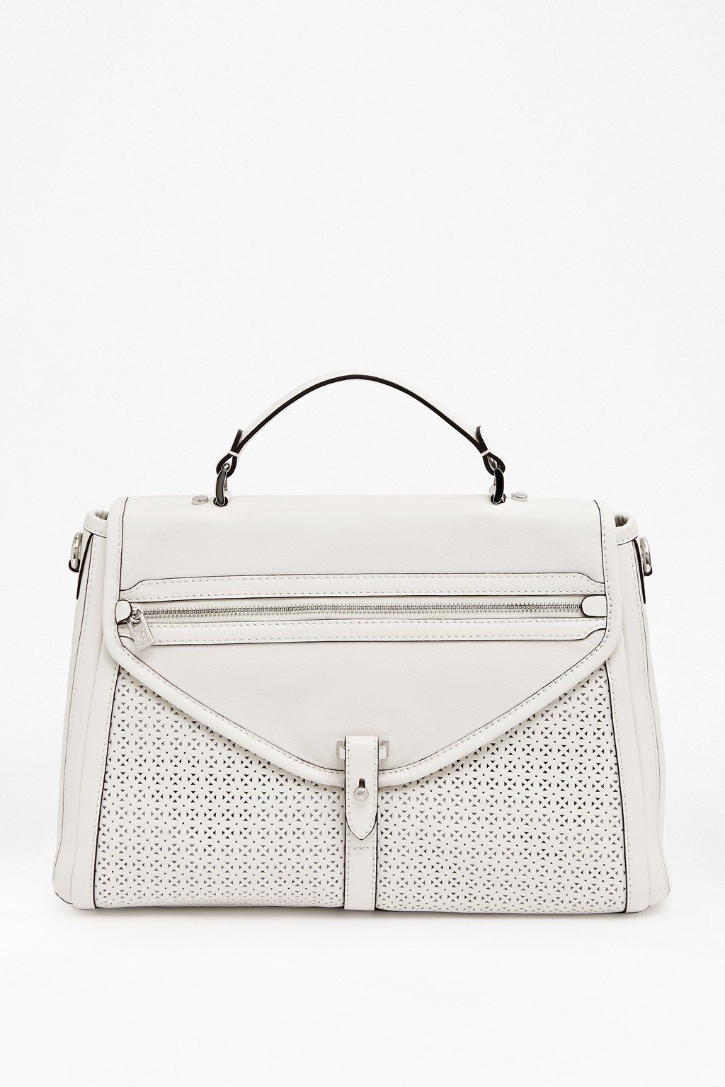 Carla structured tote