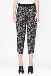 French Connection Small agan rose trouser