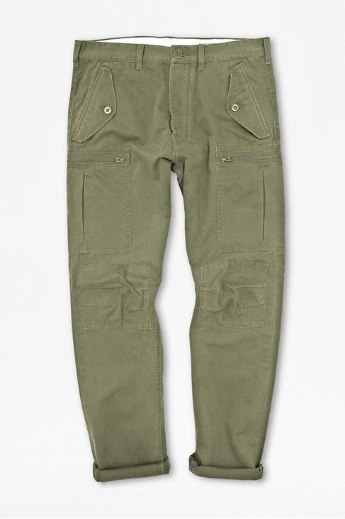 Supersoft army trouser