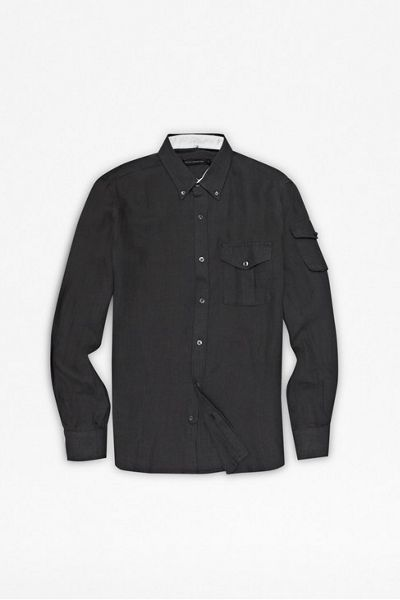 French Connection Montane linen shirt