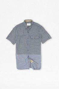 French Connection Geebung gingham shirt