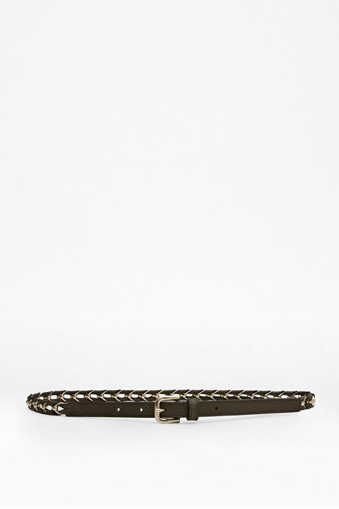 Gia waisted belt